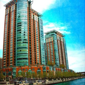 Waterfront Highrise