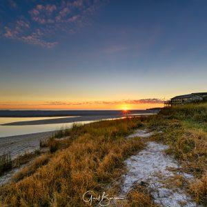 Path to Sunset