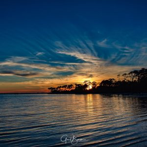 Soundside Sunset