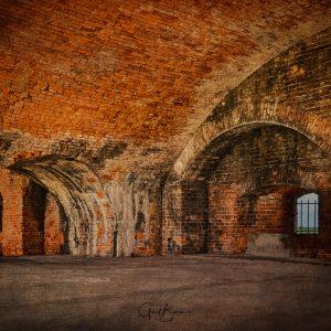 Antique Fort