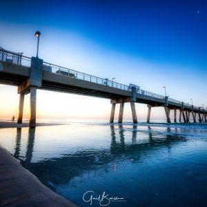 Pier at Sunrise